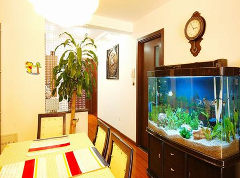 Fish Tank In Living Room Feng Shui Centerfieldbar Com